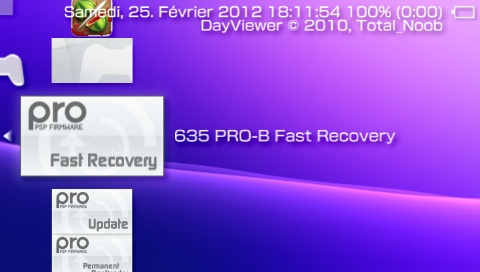 6.35 PRO-B10 - Fast Recovery