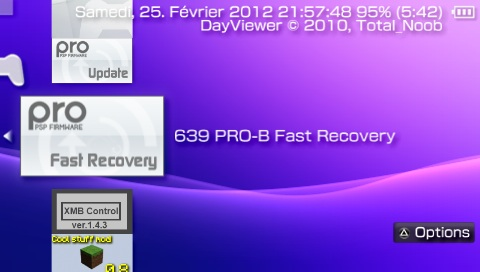 6.39 PRO-B10 - Fast Recovery