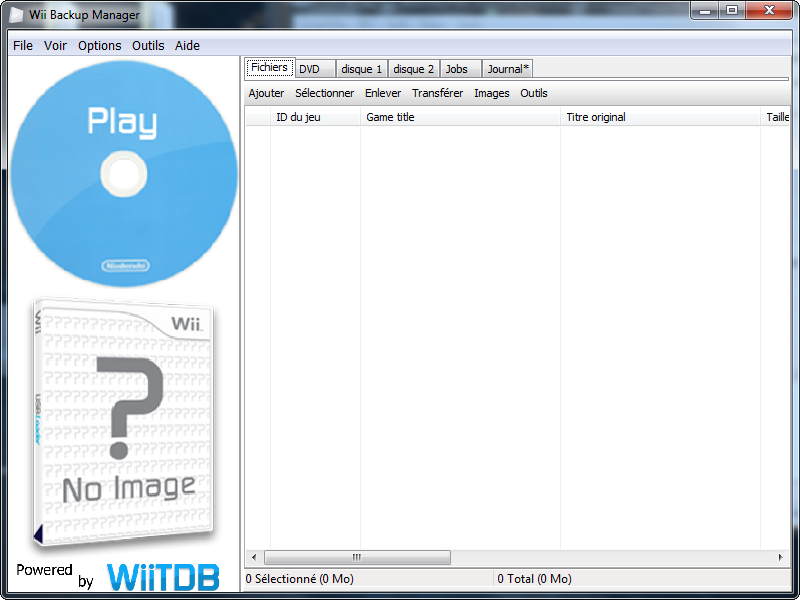wii backup manager 01net