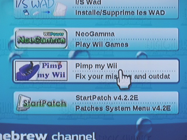 Homebrew Channel Wii 4.3e