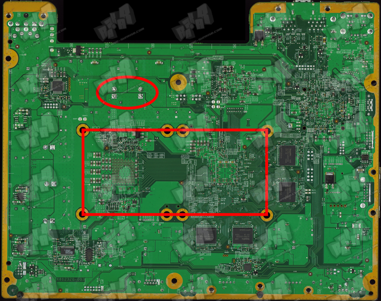 En Reset Glitch Hack Tutorial Lpt To Usb Wiring Diagram Check You Dont Pass Throught These Areas