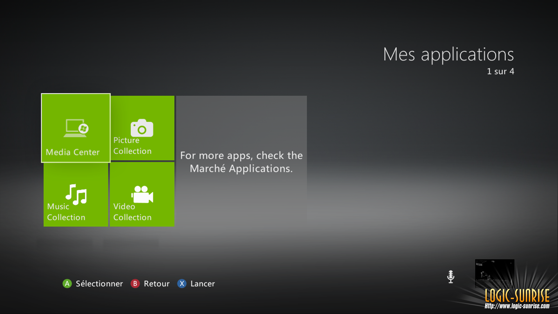 Xbox 360 Dashboard 2 0 14448 0 XDK Leaks | Digiex