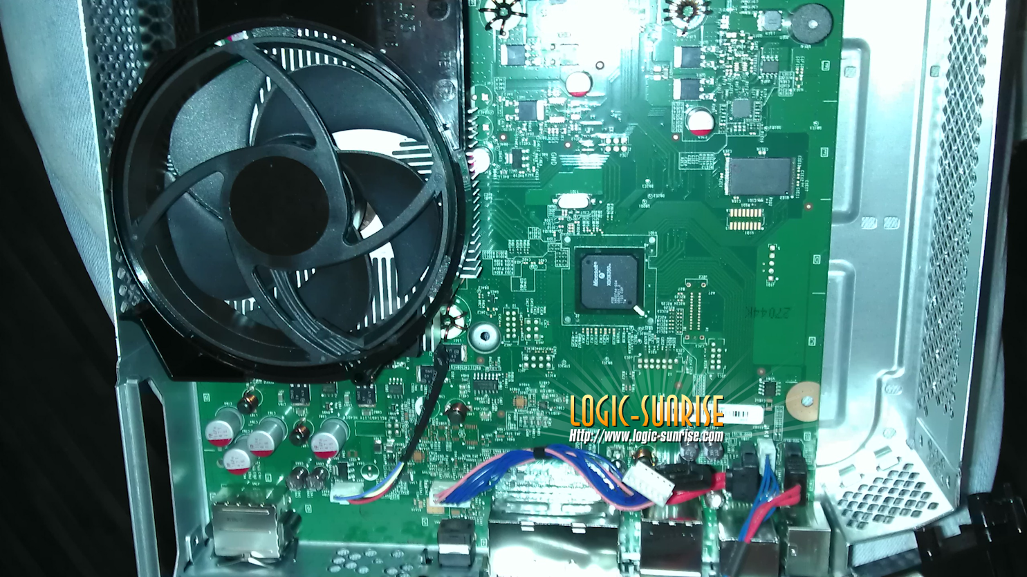 New Motherboard Rev In Slims No More Rgh Xbox 360 Schematic Diagram Moreover S Http Logic Sunrisecom Images Imnewmobo2
