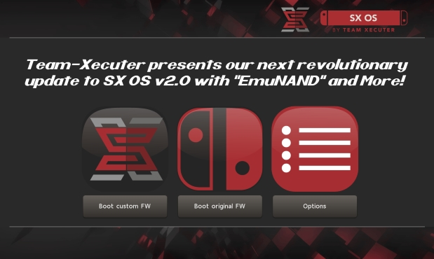 Switch] SX OS 2 0 disponible