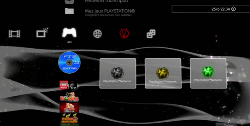 PSN Icons Collection.
