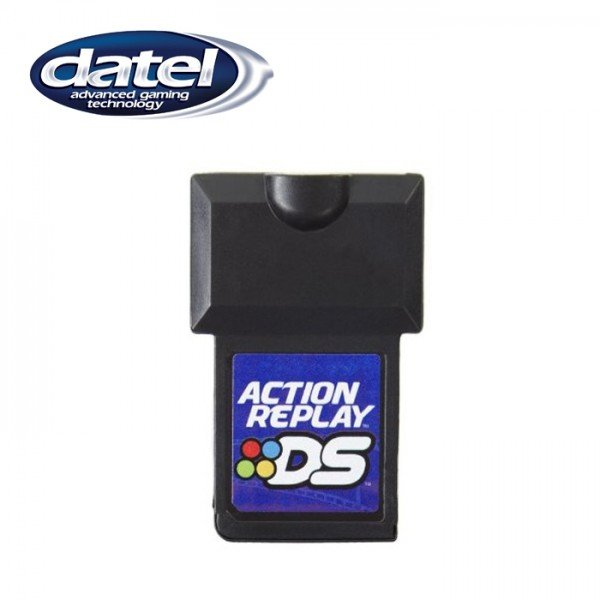 how to use action replay dsi code manager