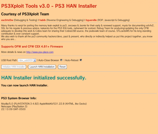 PS3] PS3Xploit Tools v3 0