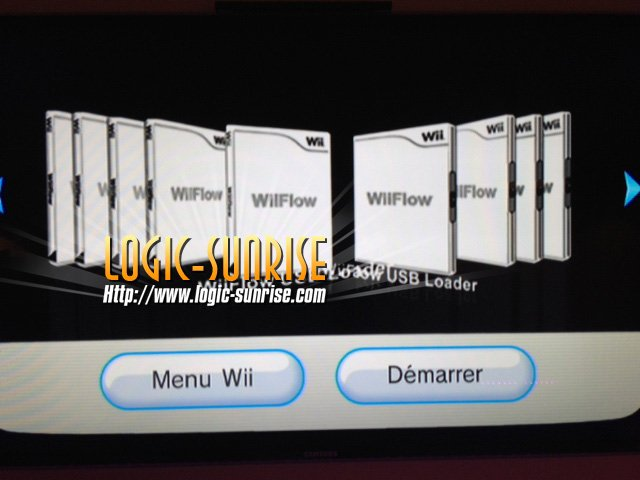 pack jaquette wii usb loader
